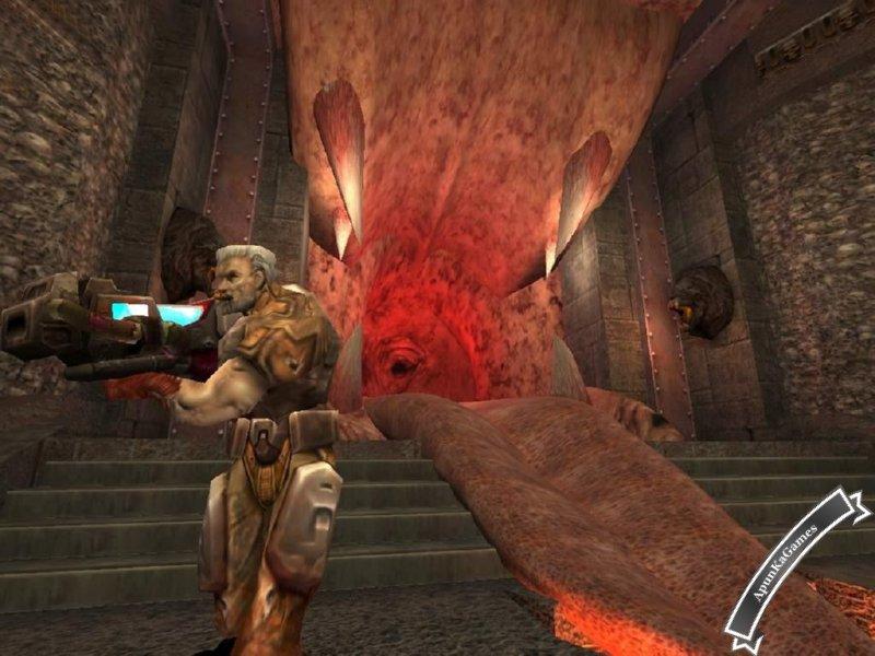 Quake 3 Arena Screenshots