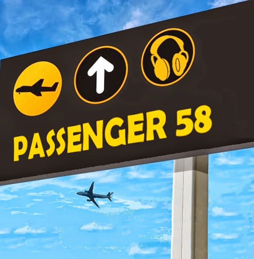 Passenger 58 Podcast