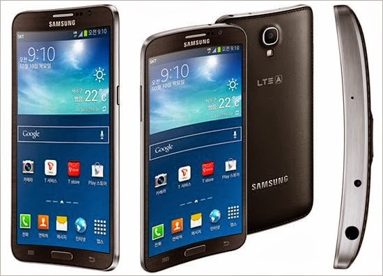 Samsung Galaxy Curve Phone