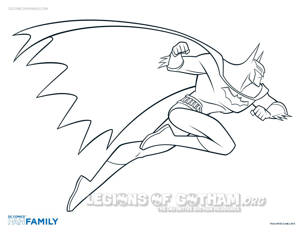 Adult Top Batman Cartoon Coloring Pages Images best batman news from legions of gotham beware the coloring pages images