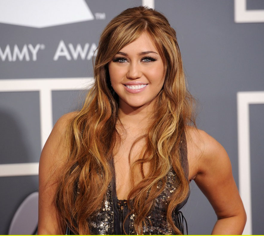 Miley Cyrus's 2011 Grammy
