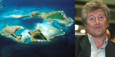 los roques, karibia, salah satu dari 7 perairan misterius di dunia
