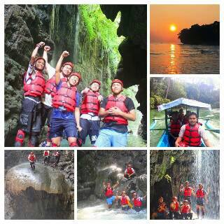 Body Rafting Tour And Travel Green Canyon Pangandaran