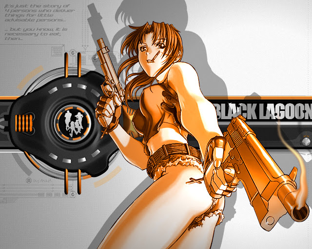 Black Lagoon Wallpaper 0003