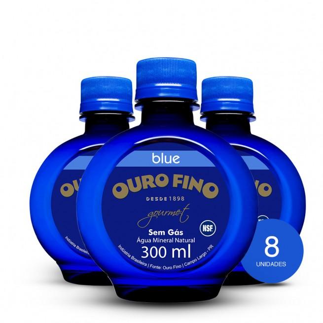 Água 300 Ml Ouro Fino Sem Gas Blue