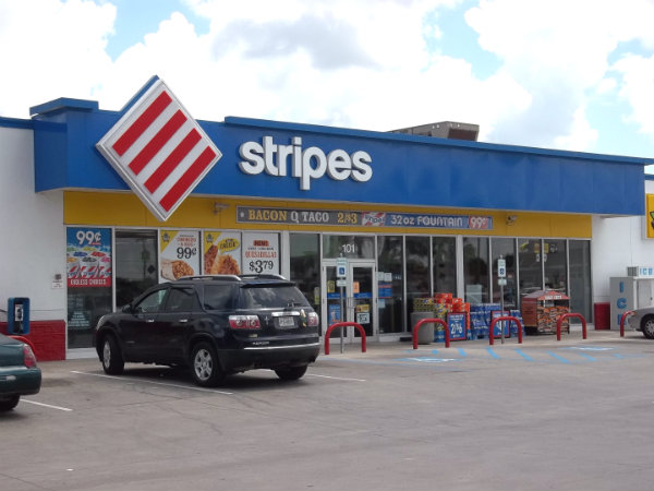 Stripes, Los Fresnos, Texas