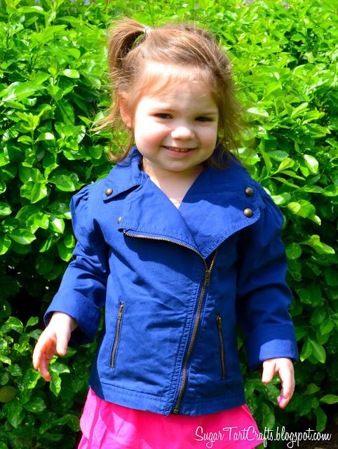 toddler motorcycle jacket