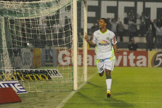 Bruno Rangel, jogador da Chapecoense
