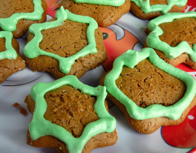 galletas de jengibre sin gluten
