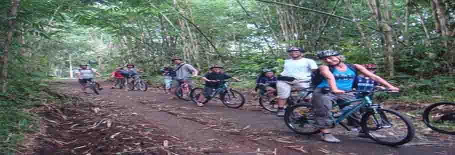 Downhill Cycling Tour