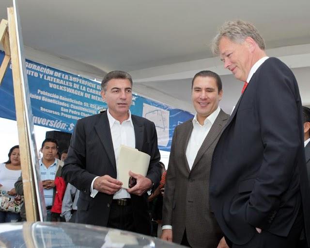 Recuperó Volkswagen la confianza en Puebla