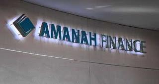 Lowongan Kerja Amanah Finance