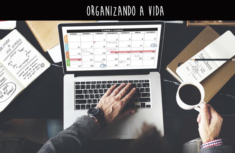 dicas de organização