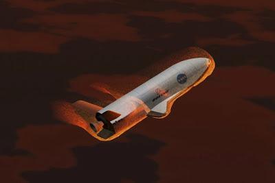 Pesawat NASA X-37 Orbital