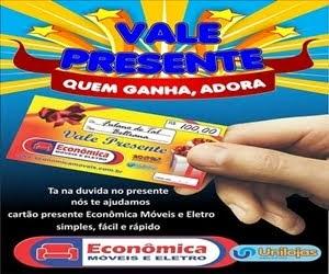 Econômica Móveis e Eletro - Camaquã/RS (clique na imagem e acesse nosso site)