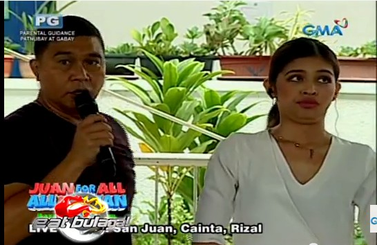 Dubsmash Queen Maine Mendoza on Eat Bulaga