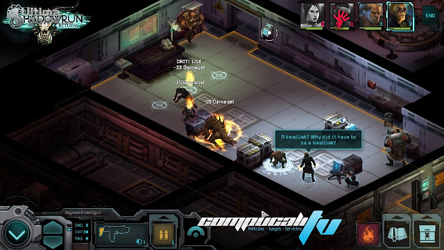 Shadowrun Returns PC Full Español