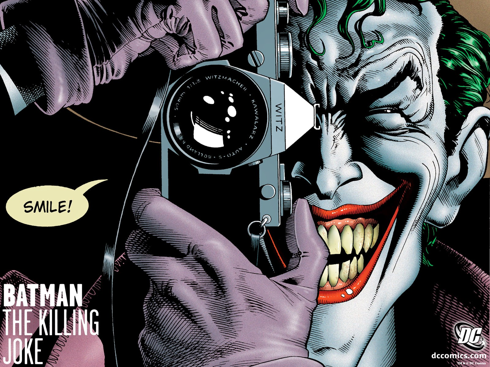"""The Killing Joke"" cover"