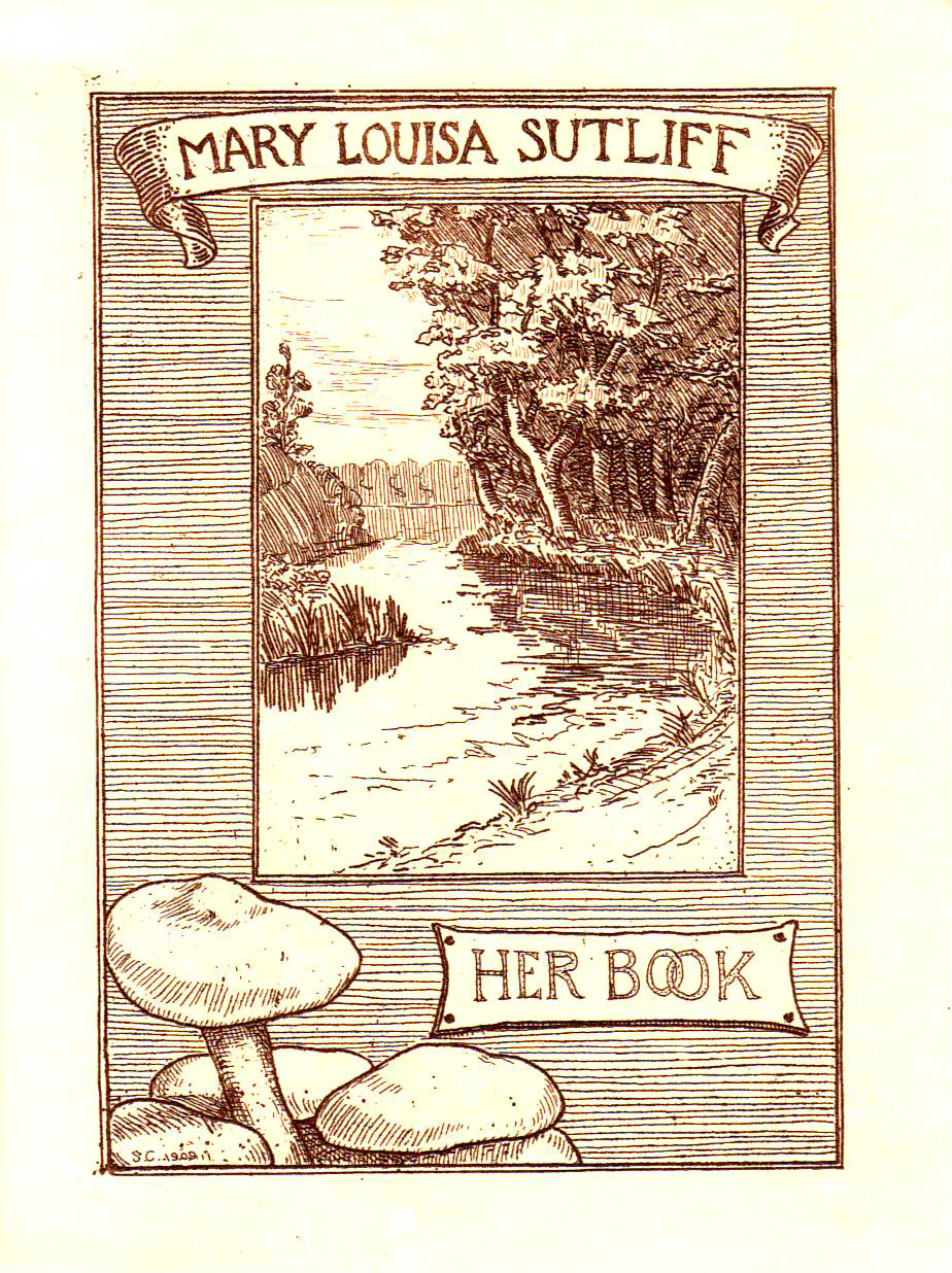 confessions of a bookplate junkie  the california
