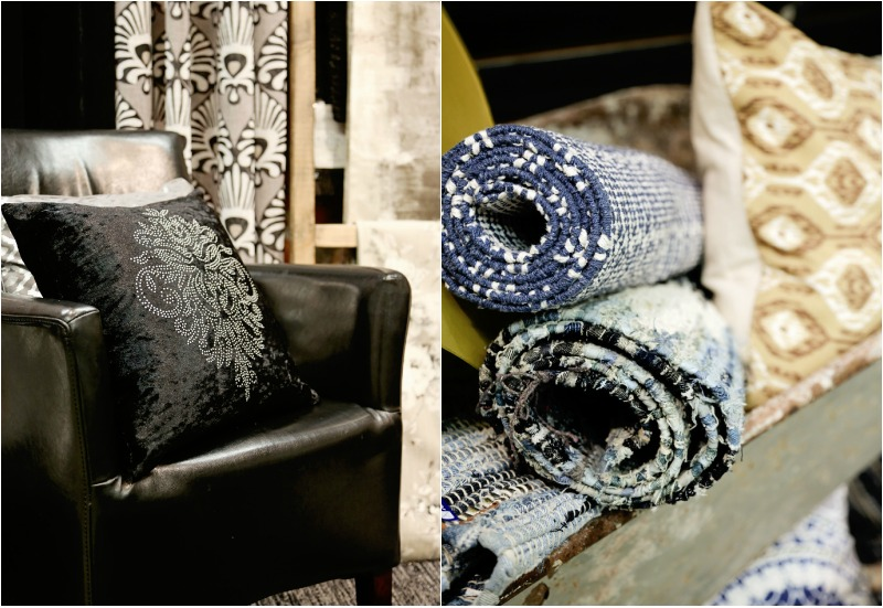 tekstiili, textil, sisustus, inredning