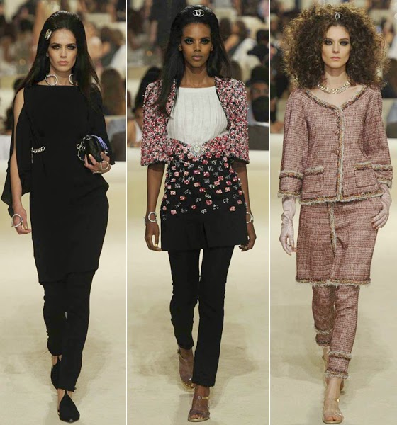 El desfile Chanel Resort 2015 en Dubai @blocdemoda