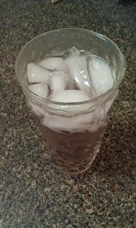 Lavender soda