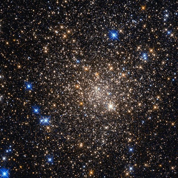 Globular Cluster Terzan 1