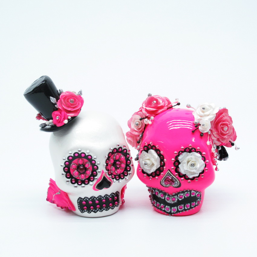 Day Of The Dead Wedding Decorations