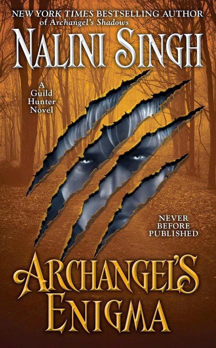 Nanikowy k cik recenzja archangel 39 s enigma nalini singh - Div onclick href ...