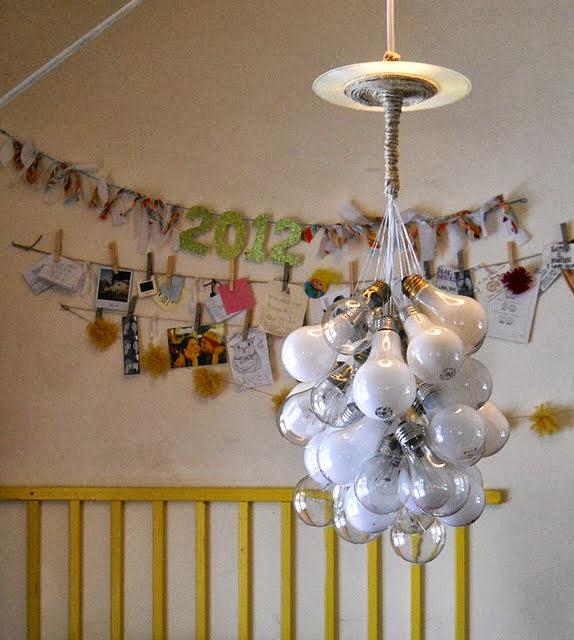 Лампочки на новый год своими руками фото 349
