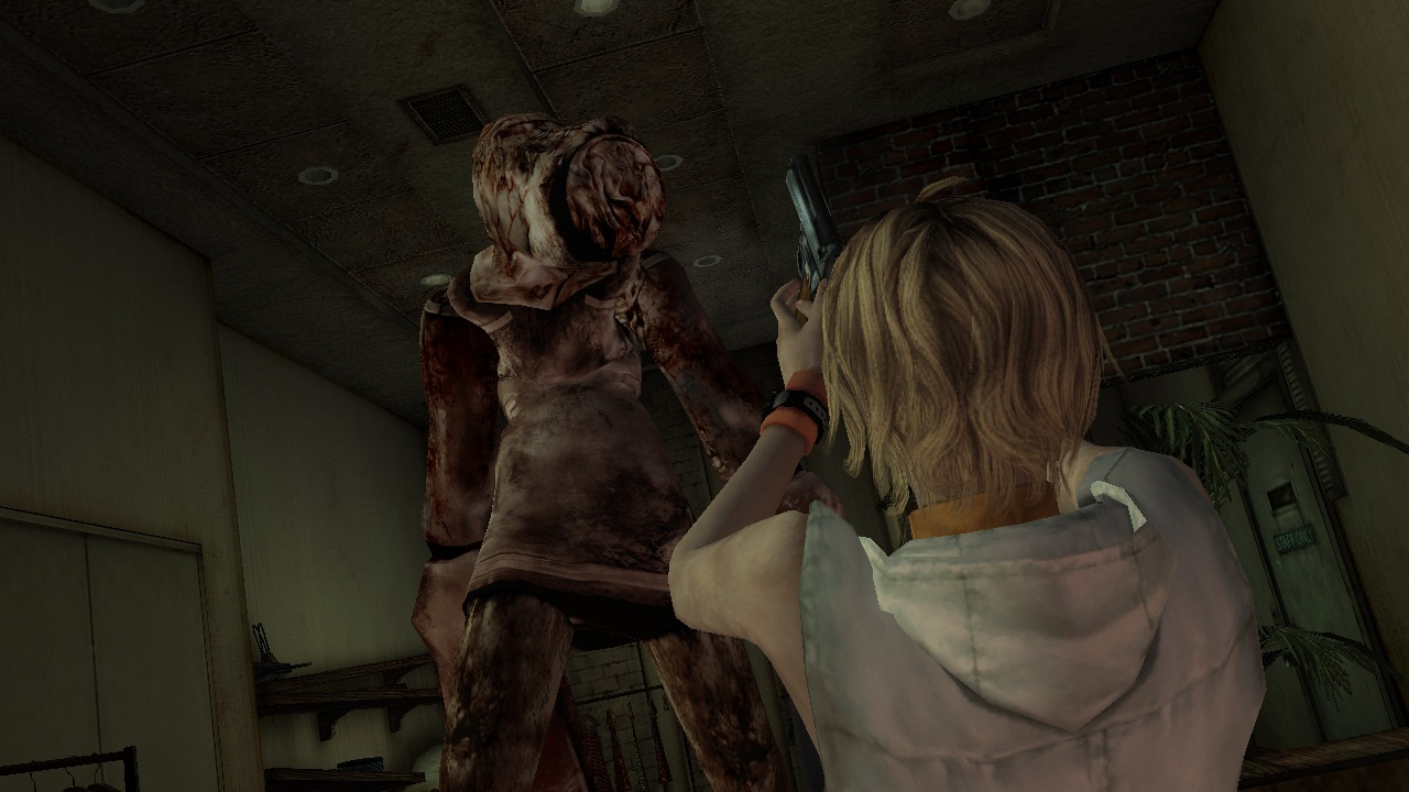 Download game silent hill 3 320x240