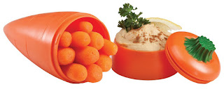 Image: Hutzler Snack Attack Carrot and Dip to-Go - Shop USA