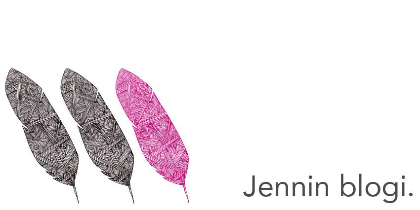 Jennin blogi.