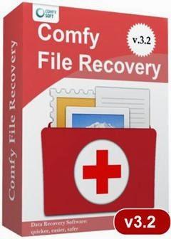 Comfy file recovery v3.2 final key
