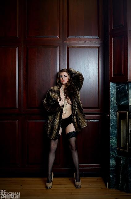 Model & Boudoir Photography by DcKetchamPhotography
