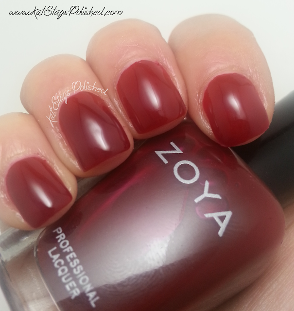 Zoya Wave Worthy Trio - Sasha