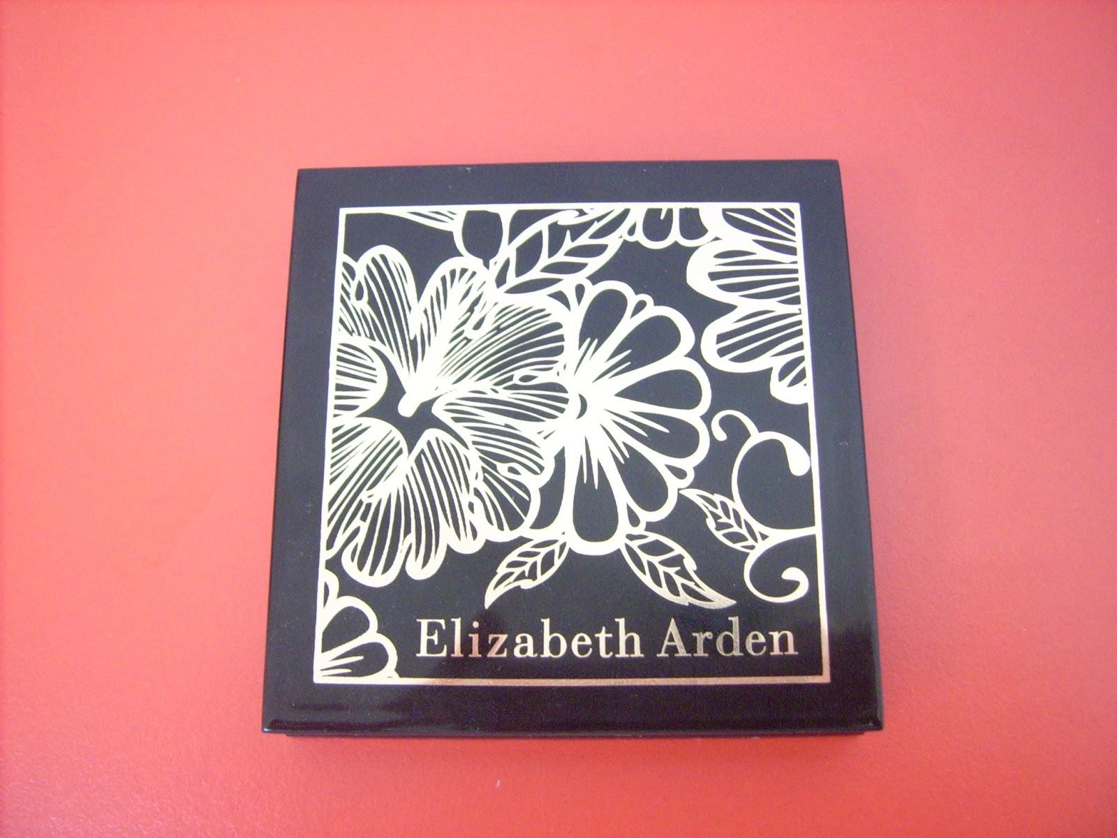 Elizabeth Arden Color Intrigue Eyeshadow Quad Golden Lilac