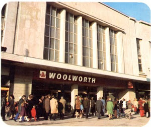 Woolworths in 1969