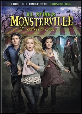 Monsterville: O Armario das Almas BDRip Dual Áudio – RMVB Dublado