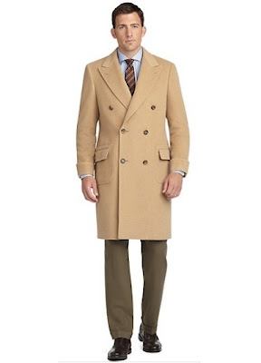 POLO COAT BROOKS BROTHERS
