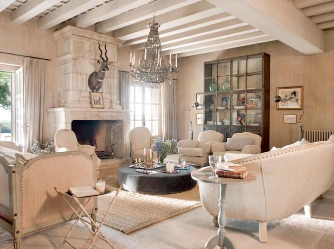 boiserie c fattoria neo rural chic la dolce vita di campagna. Black Bedroom Furniture Sets. Home Design Ideas