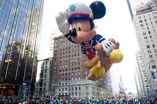 Asal Usul Parade Hari Pengucapan Syukur Macy's