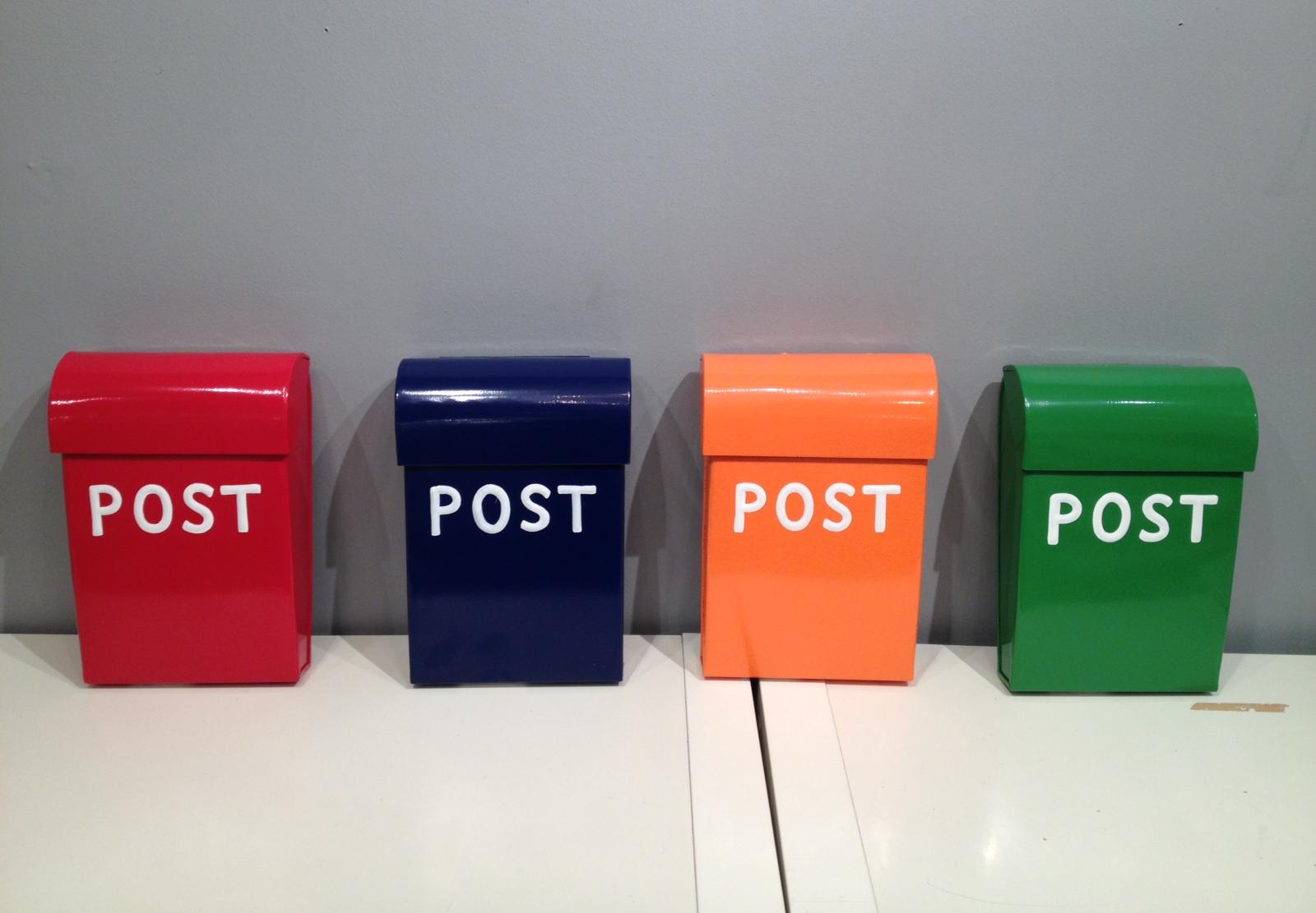 den lille postkasse tilmelding