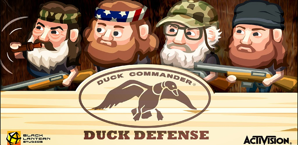 Download Duck Commander: Duck Defense Apk + Data