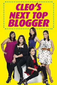 Cleo&#39;s Next Top Blogger FINALIST
