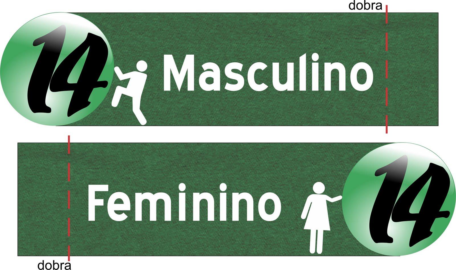 Placa para sinalização dos Banheiros #9C2F2F 1600 949