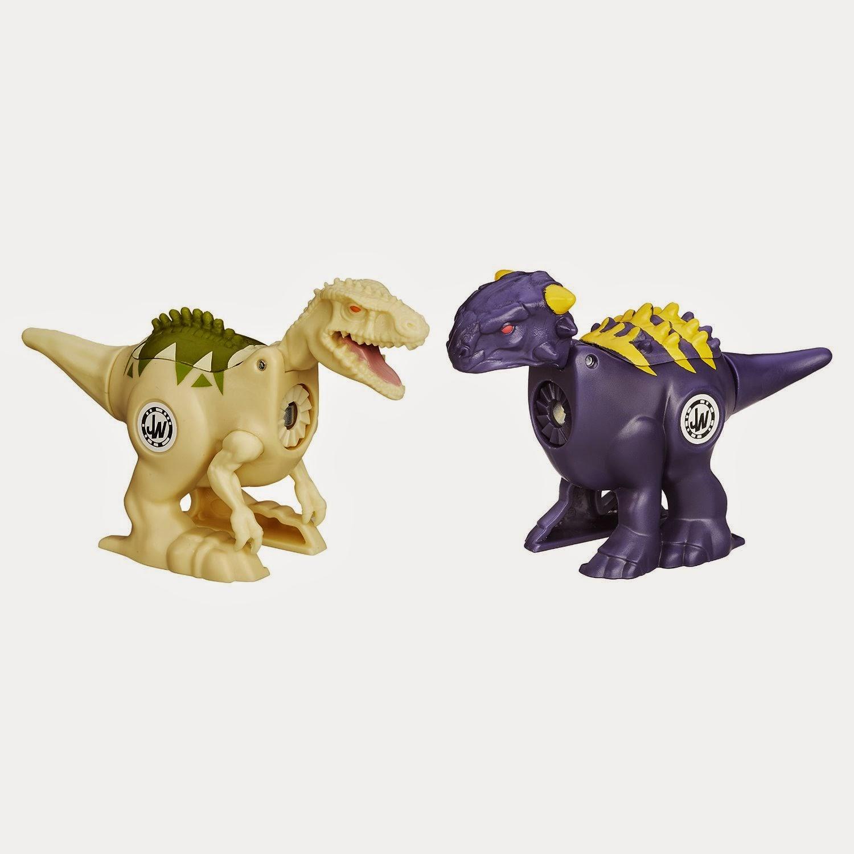 JUGUETES - JURASSIC WORLD : Brawlasaurs  Ankylosaurus vs. Indominus Rex Toys | Producto Oficial Película 2015 | Hasbro B1154 A partir de 4 añosJUGUETES - JURASSIC WORLD : Brawlasaurs  Ankylosaurus vs. Indominus Rex Toys | Producto Oficial Película 2015 | Hasbro B1154 A partir de 4 años