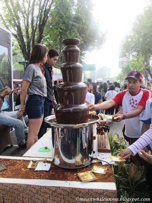 Chocolate Waterfall Salah Satu Hotel Jogja Kreatif