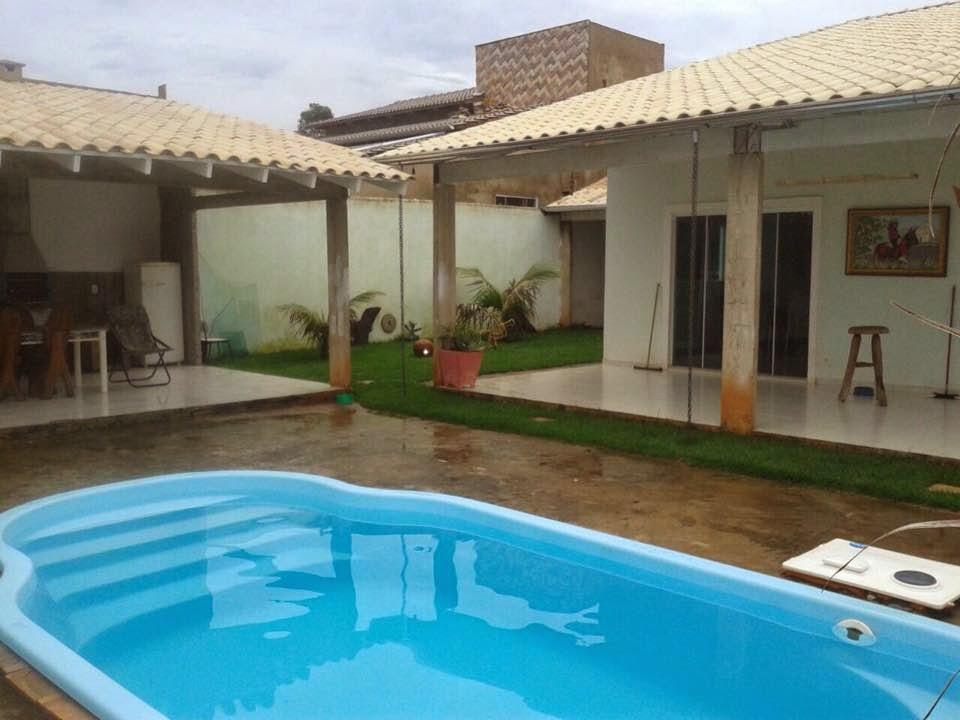 Alugar Casas Em Piren Polis Casa Clemes