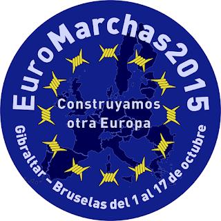 SOMOS sindicalistas Euromarchas 2015